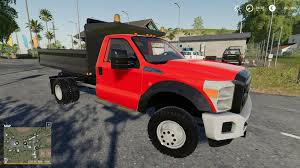 Ford F550 Dump Truck V1.0 LS19 - Farming Simulator 2019 / 19 Mod ... Ford Dump Trucks For Sale Truck N Trailer Magazine 2005 Ford F550 Super Duty Xl Regular Cab 4x4 Chassis In 2016 Coming Karzilla 2000 2007 Diesel Youtube Dump Truck V10 Fs 19 Farming Simulator 2019 Mod Ford Lovely F 550 Drw For 2008 Crew Item Dd7426 Sold May 2003 12 Foot Bed Power Cover 2wd 57077 Lot Dixon Ca 2006 Rund And Drives Has Egr Fs19 Mod Sd Trailers Volvo Ce Us