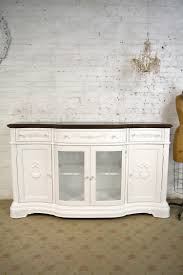 Shabby Chic Dining Room Hutch by Shabby Chic Buffet And Sideboard