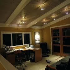 Contemporary Office Lighting Hallway