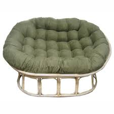 Oversized Papasan Chair Cushion by Blazing Needles Double Papasan Cushion Hayneedle