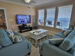 Blue October 18th Floor Balcony by 18th Floor 3 Br 2ba With Huge Wrap Around B Vrbo