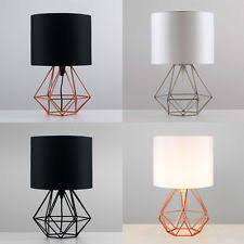 Traditional Floor Lamp With Attached Table Uk by Vintage Retro Lamps Ebay