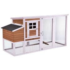 Premium Backyard Small Animal Hutch