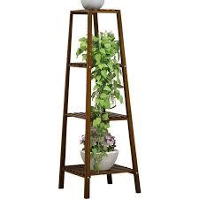 wohnzimmer etagere gießen plante regal für repisa para plantas anlage rack dekoration stojak na kwiaty außen blume stehen