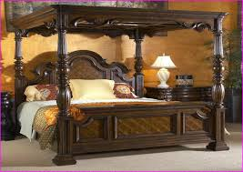 modern California king canopy beds cool designs