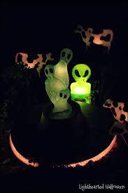 Halloween Blow Molds 2015 by 23 Best Lighthearted Halloween Aliens Images On Pinterest Aliens