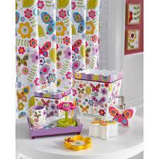 Betty Boop Bath Set by Kassatex Bambini Butterflies Bath Accessories Collection At