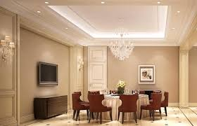 Dining Room Suspended Ceiling And House High Design