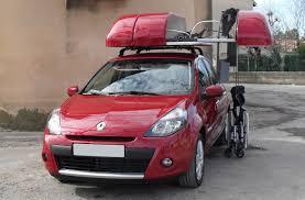 coffre toit de voiture coffre de toit adaptations équipements véhicules handicapés