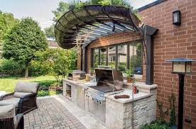 Garden Kitchen Ideas 25 Inviting Outdoor Kitchen Design Ideas For Your Backyard