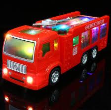 100 Fire Lights For Trucks Amazoncom Electric Truck Toy Kids 3D Flashing Siren