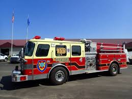 100 Pumper Trucks 1993 EONE PUMPER FIRE TRUCK Rice MN 5004135161