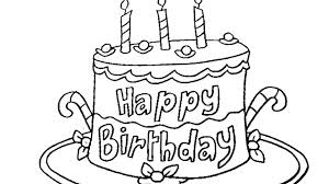 Birthday Cake Coloring Book Videos For Kids Pages Dora Explorer