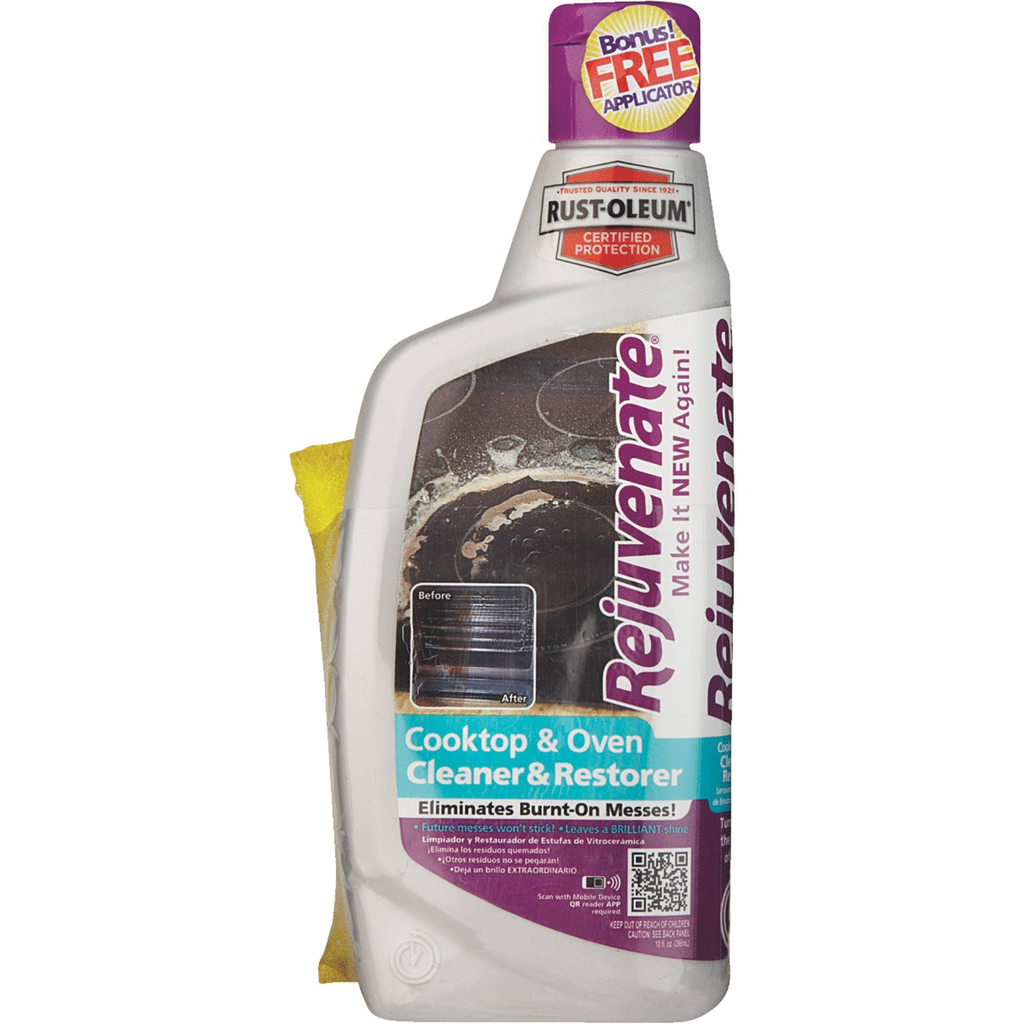 Rejuvenate Cooktop Cleaner and Protectant - 10oz