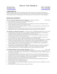 Amazing Management Resume Examples Livecareer Sample Position Template