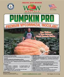 Natural Fertilizer For Pumpkins by Mycorrhizae For Sale Super Concentrated By Wallace Organic Wonder