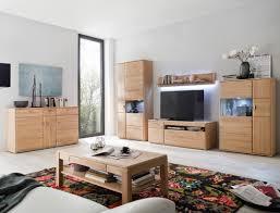 wohnzimmer torrent 33 eiche bianco 6 teilig wohnwand sideboard tisch expendio