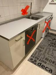 küche unterschränke 50 cm tief ikea
