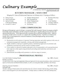 Sample Kitchen Helper Resume Assistant Catering Objective