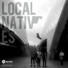 ceilings live from spotify stockholm a song by local natives on