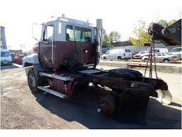 100 Salvage Truck Auction 2000 MACK CH612 For Sale Or Lease Port Jervis