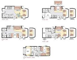 Itasca Class C Rv Floor Plans by Winnebago View Class C Motorhome Floorplans Jpg