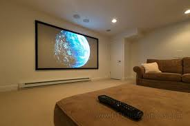 Peerless Ceiling Mount Projector by Ultimate Home Theater Darien Ct Dtv Installations