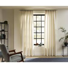 Decorative Traverse Curtain Rods With Pull Cord by Erod 80 144 In Center Open Remote Control Telescoping Drapery