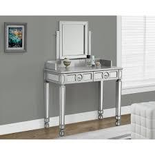 Vanity Mirror Dresser Set by Monarch Vanity 36