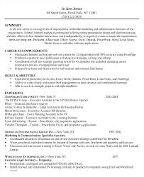 Law Enforcement Professional Resume Examples Legal Samples Entry Level Administrative Assistant Free