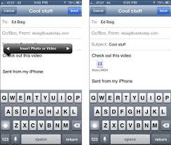 How to Send s with Text Messages from Your iPhone dummies