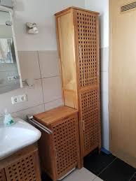 badezimmerschrank kästchen und unterbau