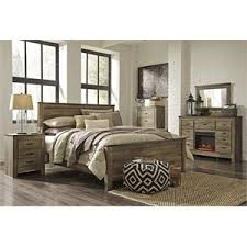 Cymax Bedroom Sets by Ashley Furniture Trinell Collection Cymax Stores
