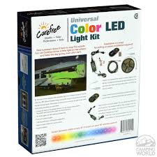 Universal Color LED Light Kit - Carefree Of Colorado SR0112 ... Windows Awning How Power To Install A Timber Cafree Replacement Spring Assembly Spiritfiesta Awning Adjustable Ez Hose Carrier 5094l Black Valterra A045094bk Rv Awnings Patio More Of Colorado Vacationr Room 12 13 291200 Fiamma Spares Snip Snap Leg End Bay Liftyles Need Rv Parts List Products Original Amazoncom Screens Accsories 12v Eclipse