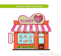Bulding clipart bakery shop 4