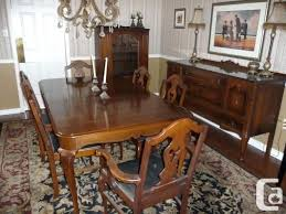 Antique Dining Room Sets Table In Addition Black And White