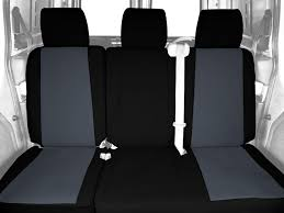 Amazon.com: CalTrend Front Row 60/40 Split Bench Custom Fit Seat ...