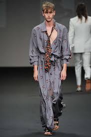 From The Bianca Jagger Barracks At Milan Mens Fashion Week SS16