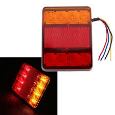 Waterproof 8 LED Red Yellow Tail Warning Light 12V For Trailer ... Speeding Fire Truck Flashing Emergency Warning Stock Photo 2643014 Omsj21980 Versatile Purpose Yellow 16 Led Strobe Lights Best Of Chevrolet Dash 7th And Pattison 54 Car Bars Deck 2pcs 44 Leds Rear Tail Light Hm 022 Waterproof 9w Windshield Viper Lightbar And Vehicle Directional Federal Signal Rays Chevy Restoration Site Gauges In A 66 Tbdc4l2 Round Ceilingamber Emergency Lightdc1224v Welcome To Auto Scanning