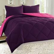 Purple Bed forters