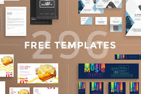 Free Bundle Flyers Posters Ad Banners Social Media Covers And Posts Business