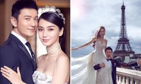 BabyHuang Angelababy Huang Xiaoming Expecting Their First Child