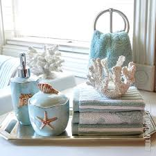 Beach Hut Themed Bathroom Accessories by Beach Themed Accessories For Bathroombeige Beach Inspired Bathroom