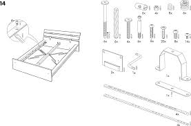 Ikea Hopen 4 Drawer Dresser Assembly by Tremendous Drawers Ramberg Bedframe S Twin 2008 Video King Pdf
