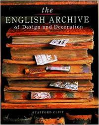 the english archive of design and decoration amazon co uk
