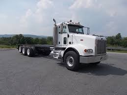 PETERBILT CAB CHASSIS TRUCKS FOR SALE IN TX