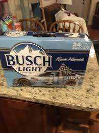 Busch Lights case looks awesome NASCAR