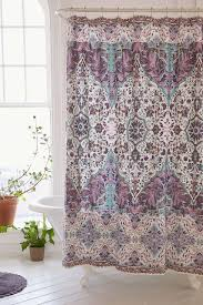 Gray Sheer Curtains Bed Bath And Beyond by Bathroom Incredible Dillards Shower Curtains Design For Your Cozy