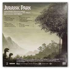 Jurassic Park Original Motion Picture Soundtrack Version A Mondo
