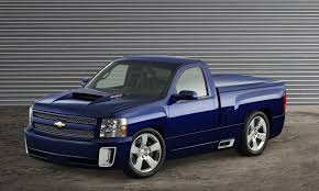 2006 Chevrolet Silverado 427 Concept History, Pictures, Value ...